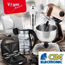 Sleva 20% z ceny na domácí spotřebiče značky Vigan u GMe.